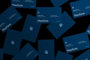 Maxfone Business Cards