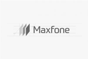 Maxfone Logo Costruction