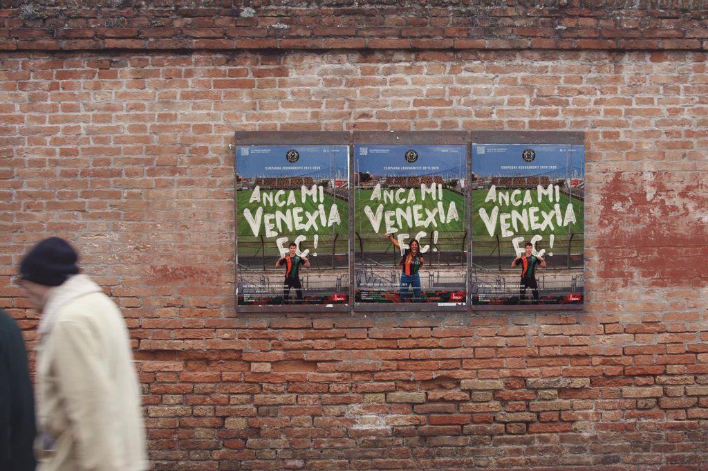 Anca Mi Venezia FC Poster