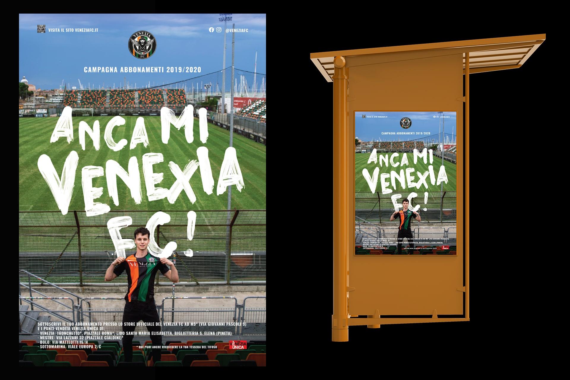 Bus Stop Venezia FC 01