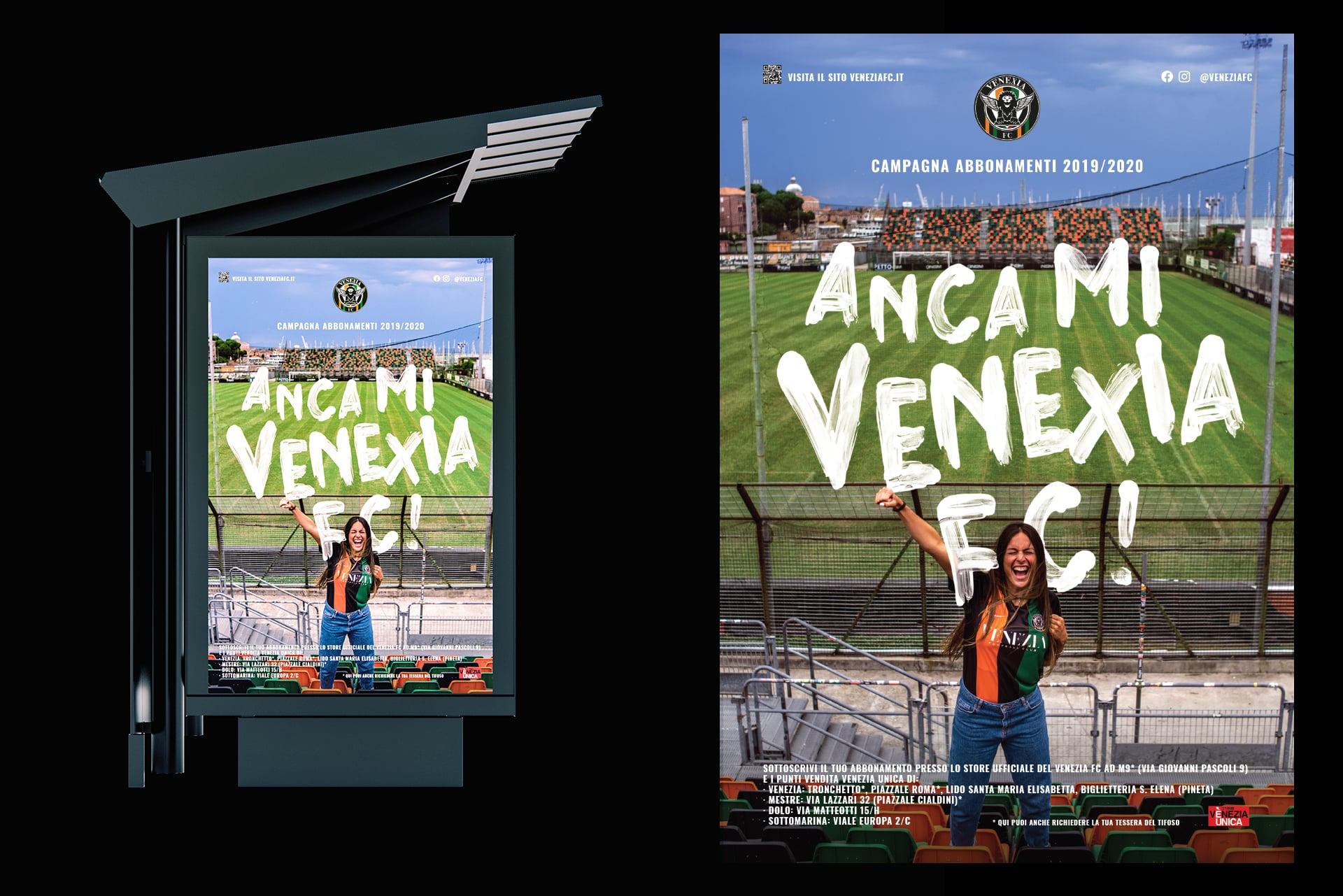 Bus Stop Venezia FC