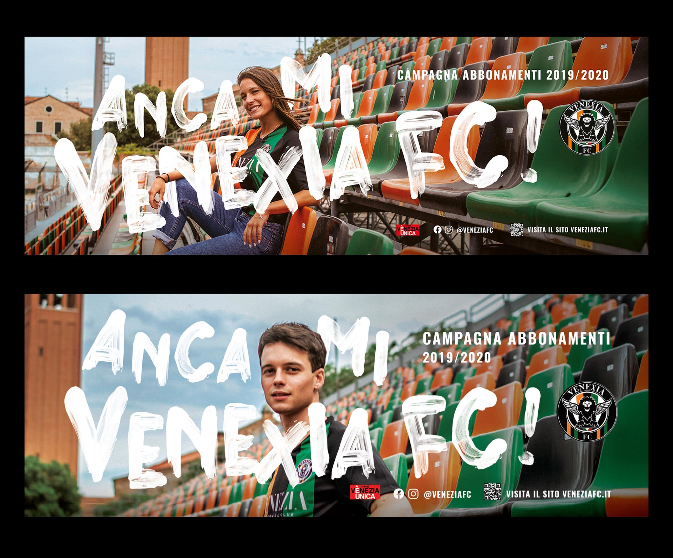 Venezia FC Banner
