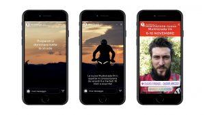Eventi Ducati Instagram stories