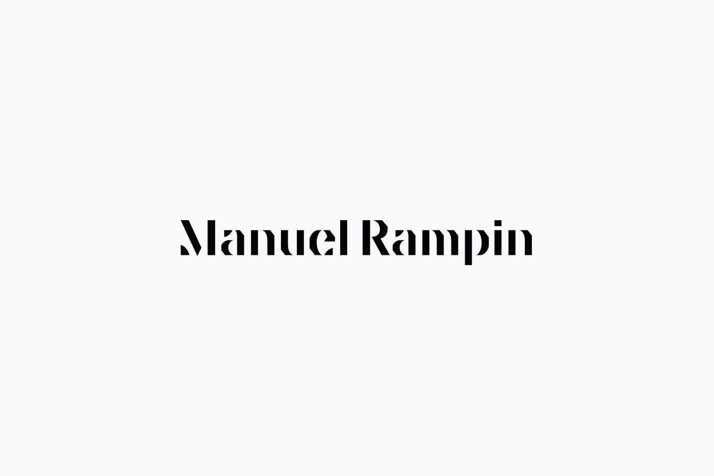 Manuel Rampin Logo