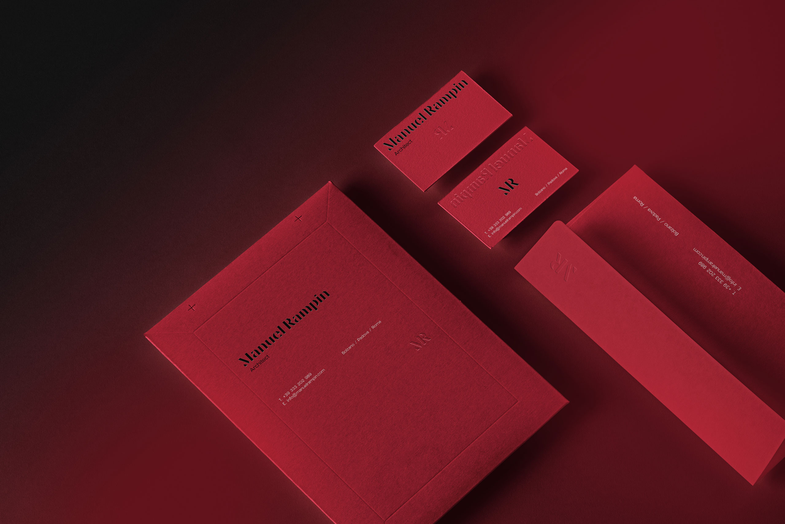 Manuel Rampin stationery
