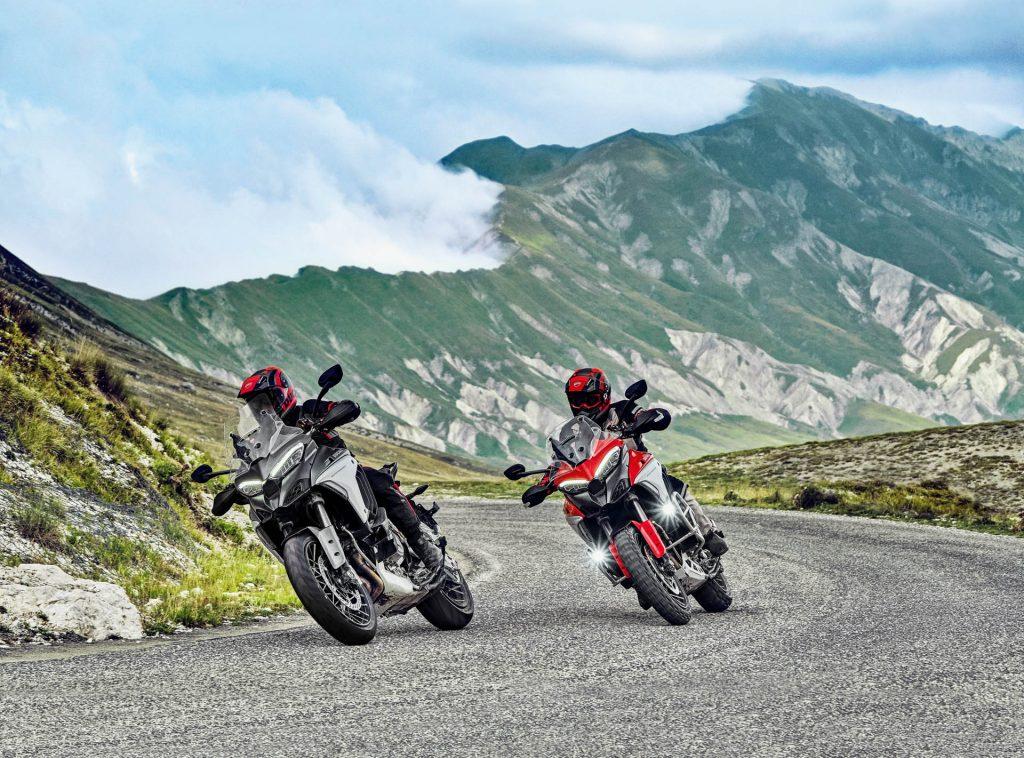 Multistrada V4 Ducati