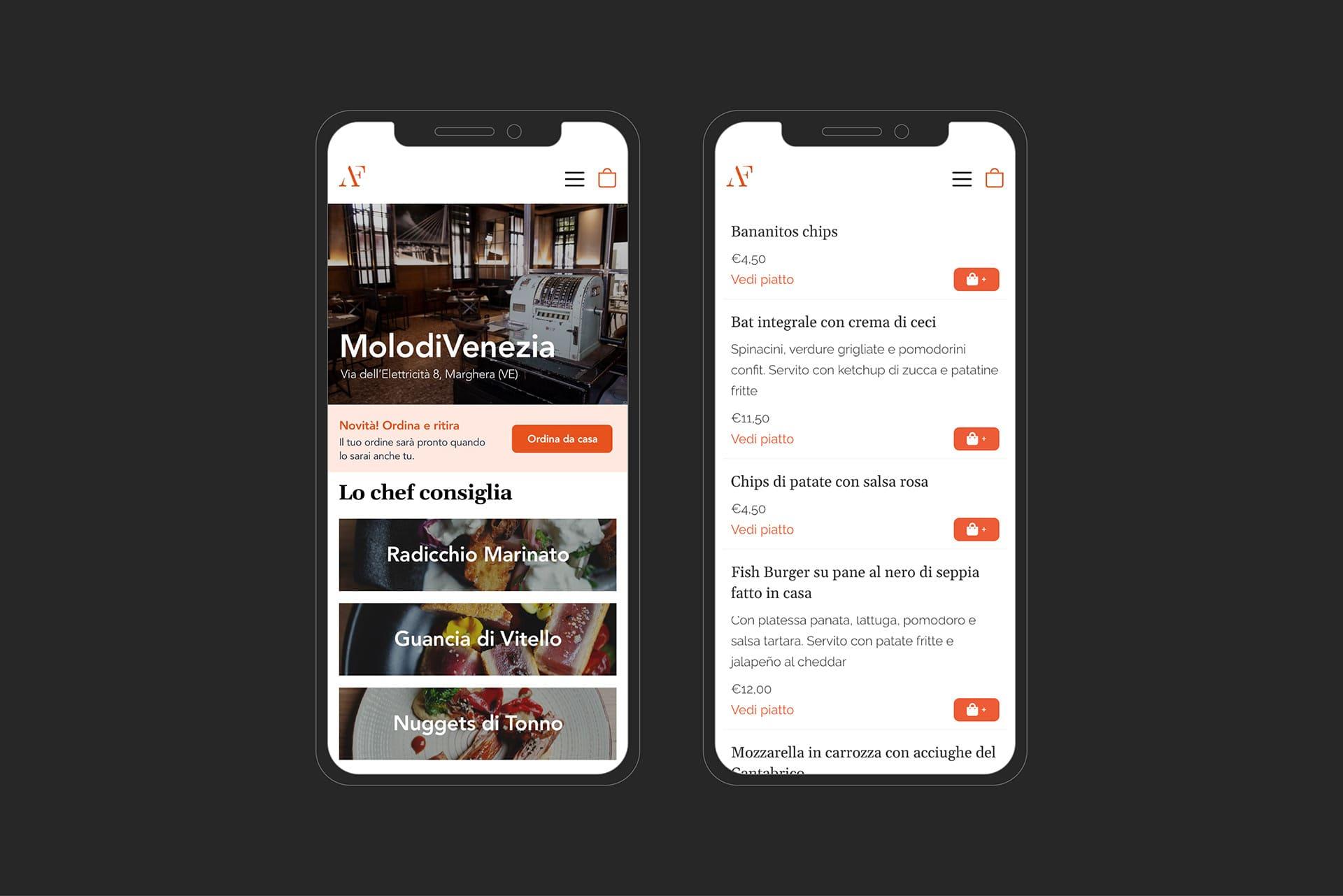 Art & Food app