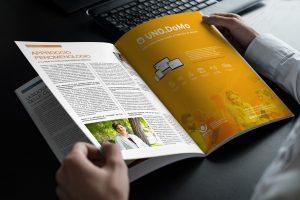 Softwareuno adv magazine