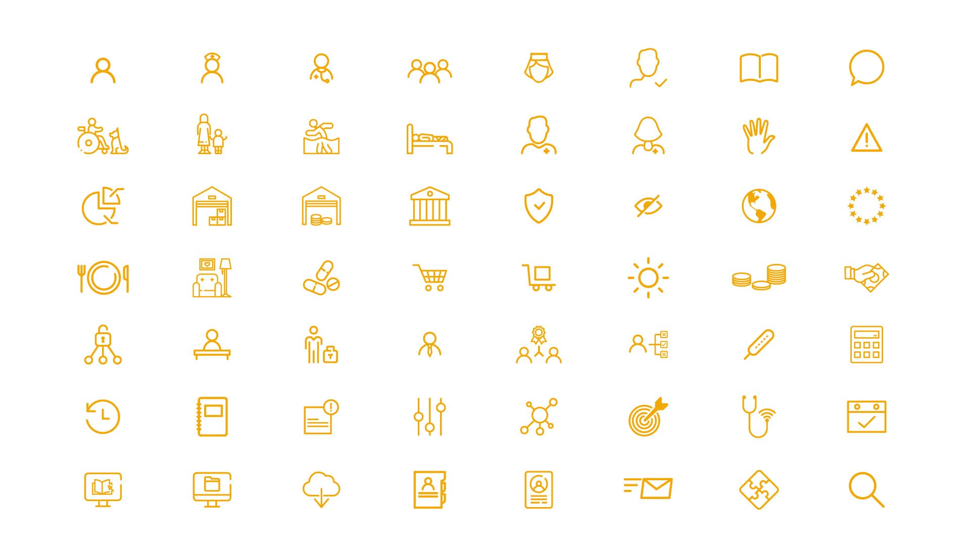 Softwareuno icons