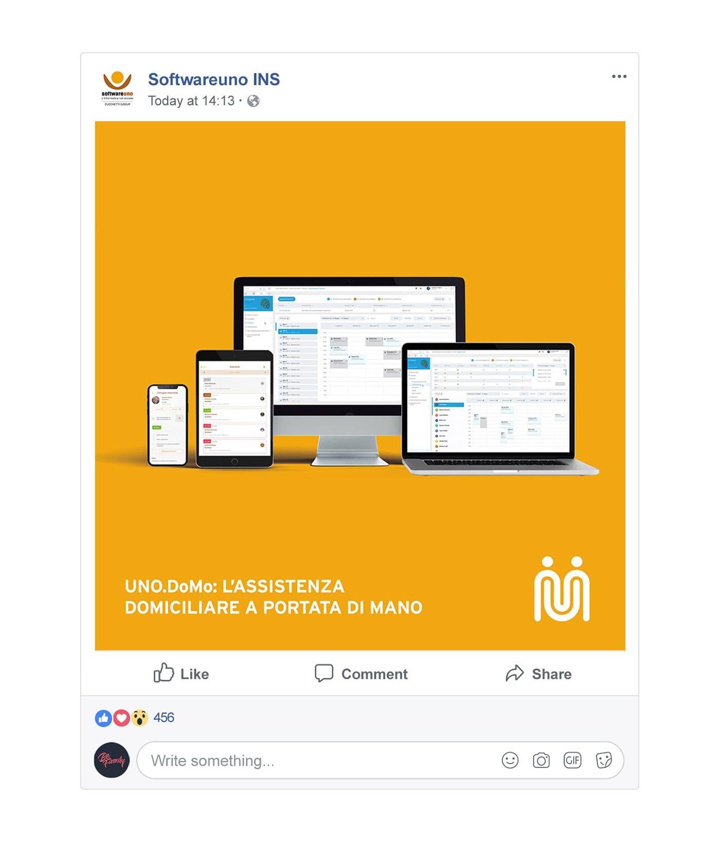 Softwareuno Social Media Post 4