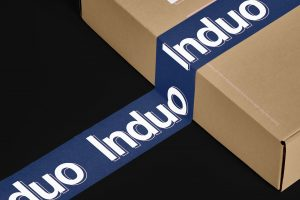 Induo box and tape