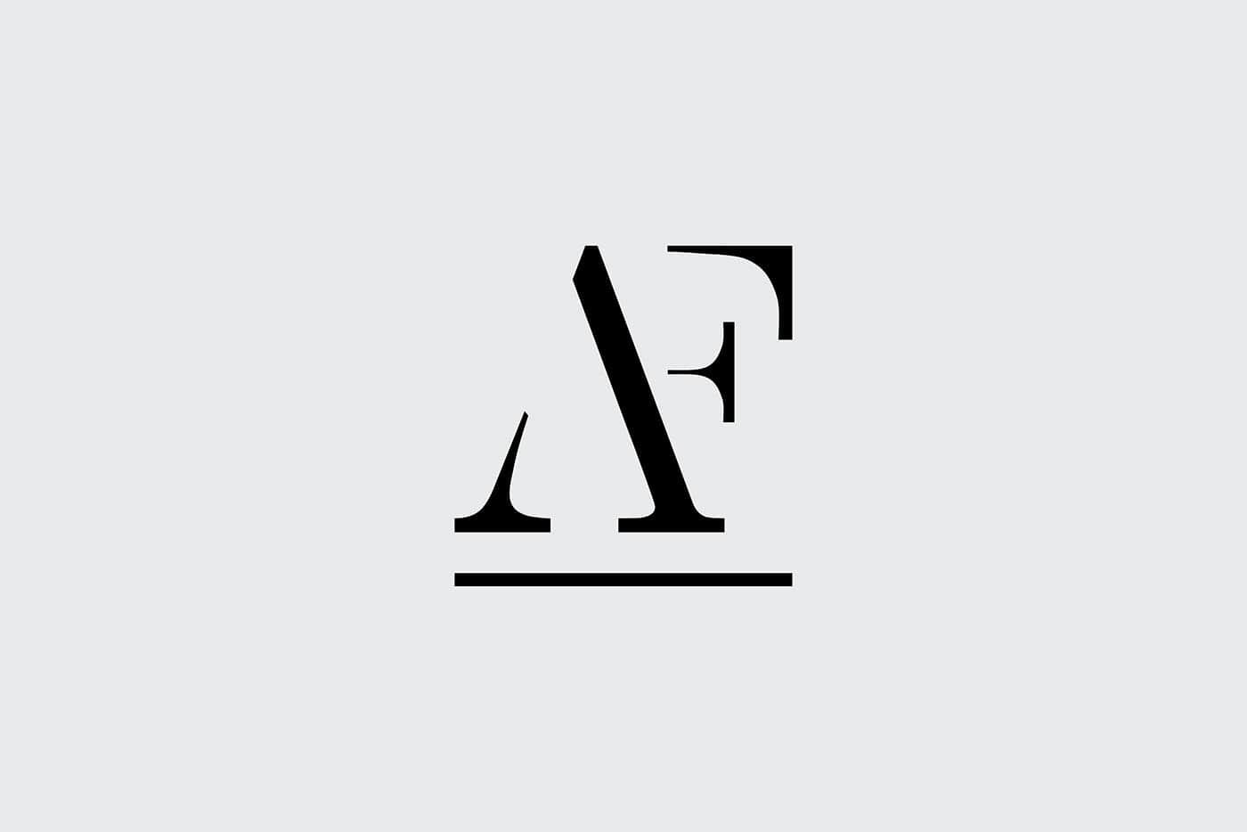 Logo Art & Food black