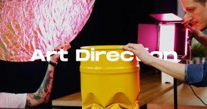 Servizio Art Direction Be.Family