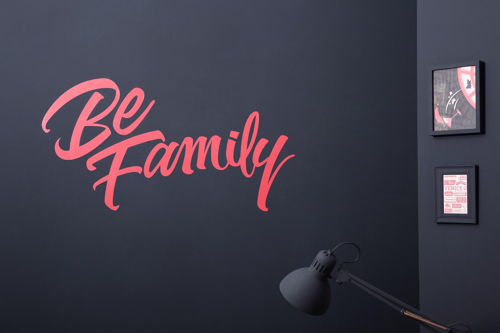 Be.Family sede di Mestre