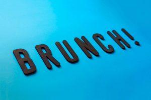 Brunch Logo 3D