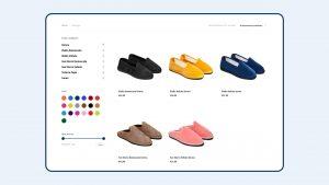 Calzature Parutto Listing