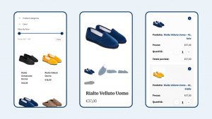 Calzature Parutto Product page mobile