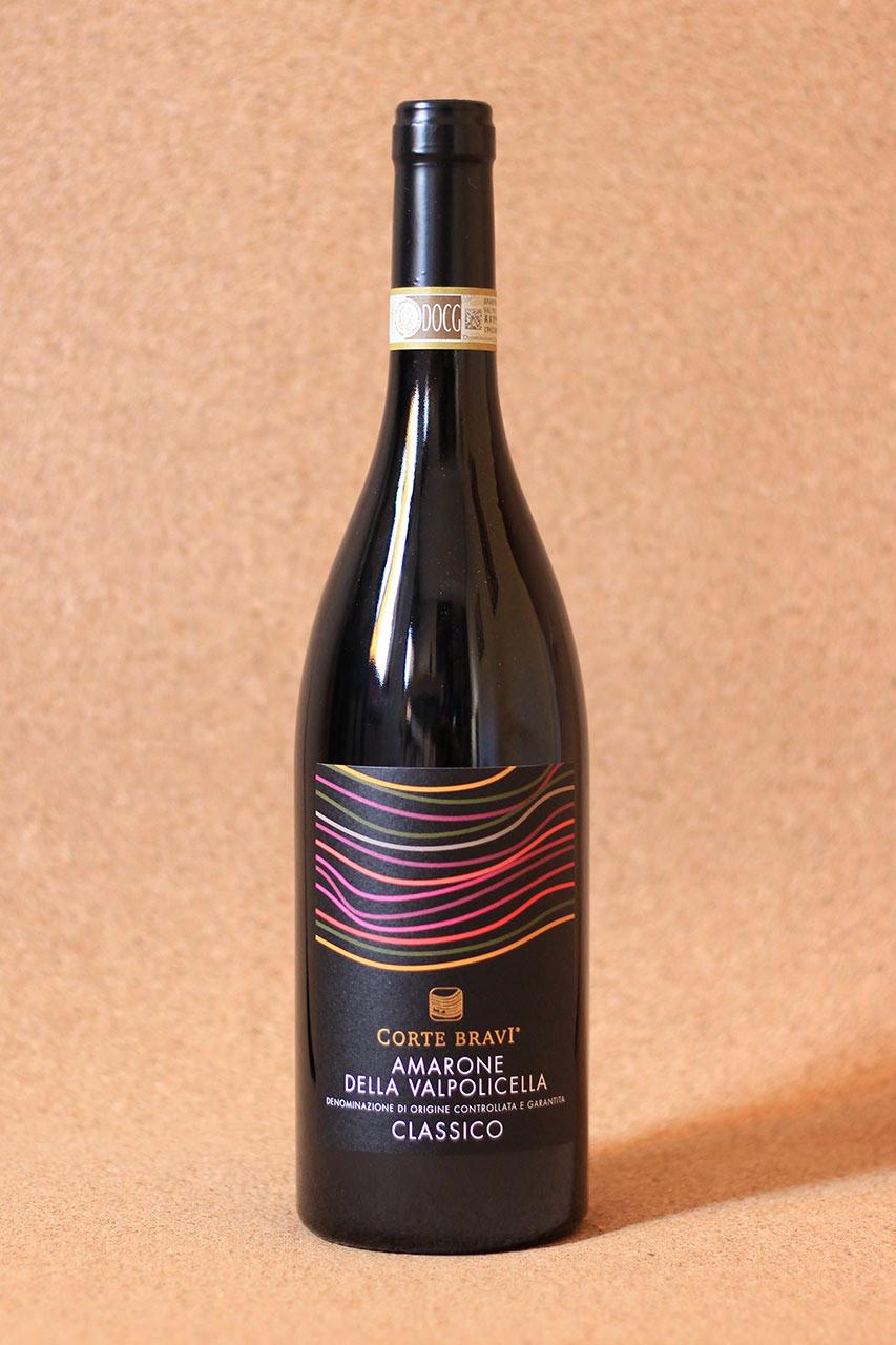 Bottiglia di Vino Corte Bravi Amarone