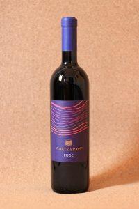 Bottiglia di Vino Corte Bravi Rude