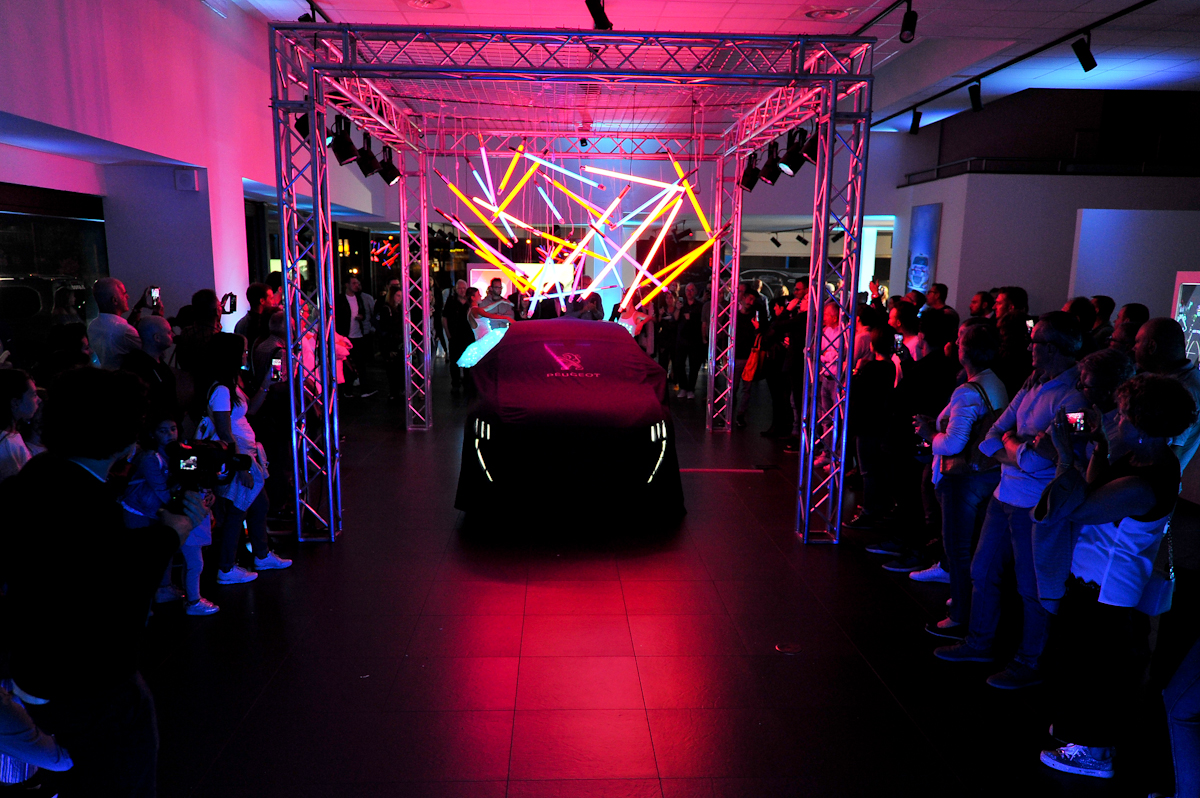 De Bona Motors Evento 07