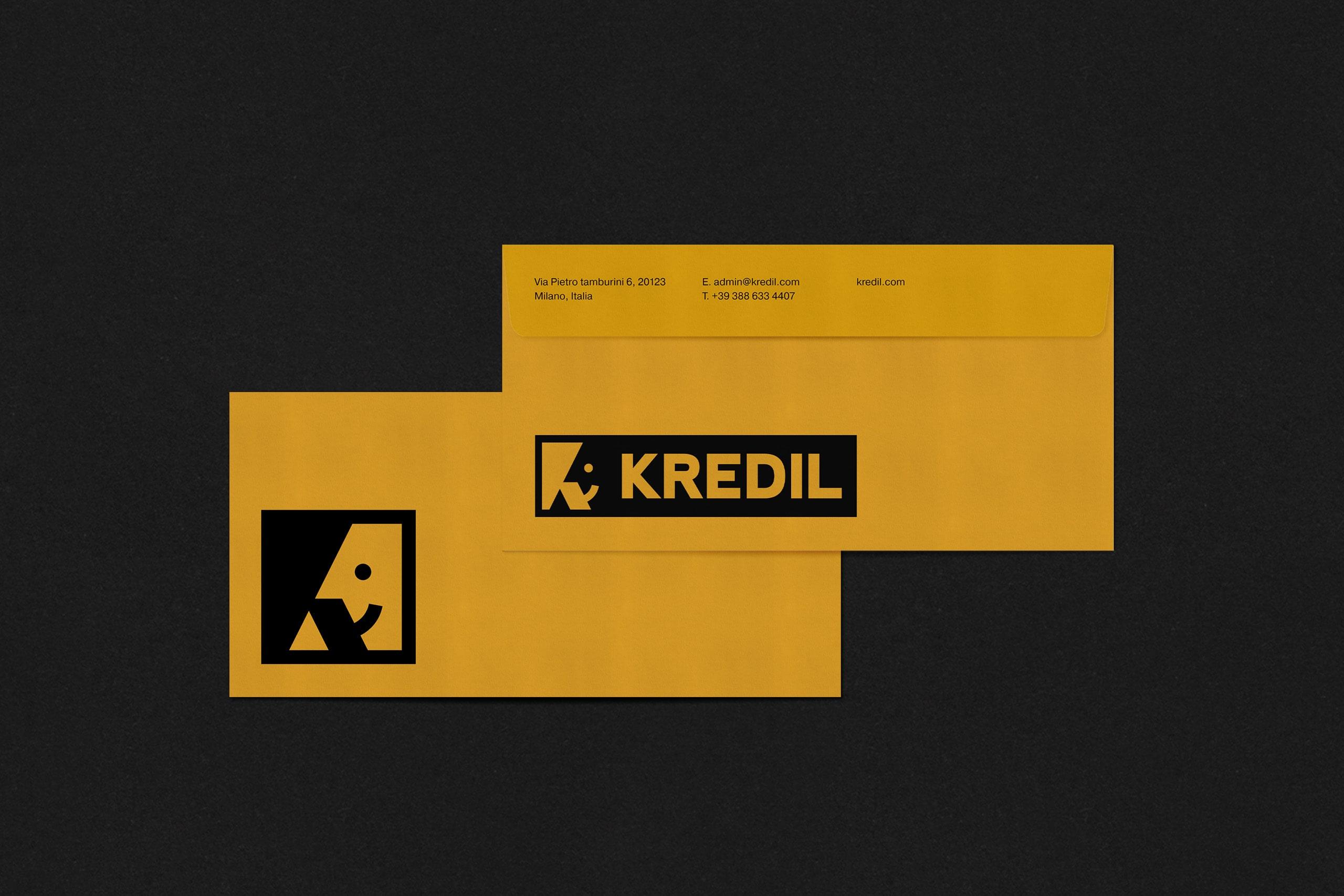 Kredil Envelope