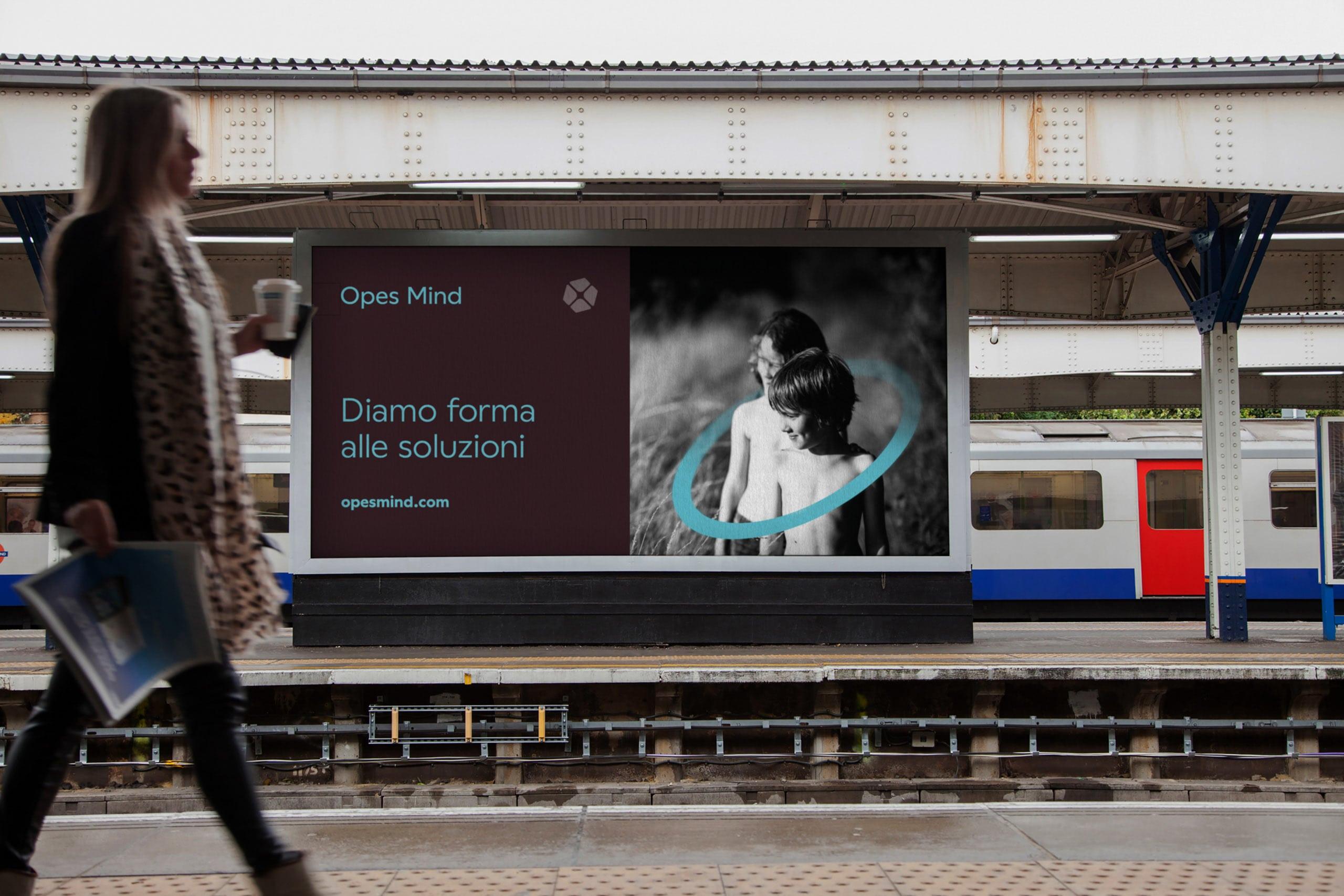 Opes Mind Billboard