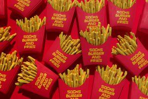 SBF Fries Pattern