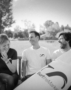 Surf the Market team