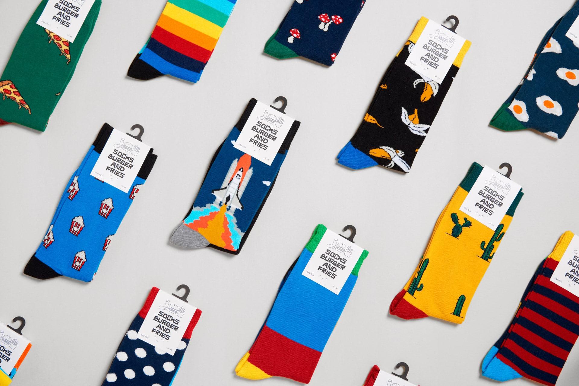 Socks Pattern SBF